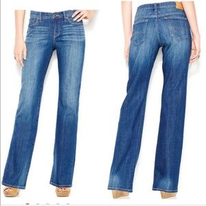Lucky Brand Easy Rider Bootcut Jeans Size 12/31